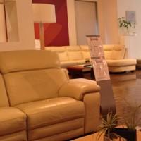 品質の良いソファ