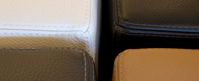 革張りソファの素材