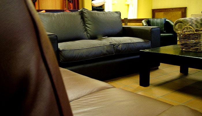 革張りソファのメリット